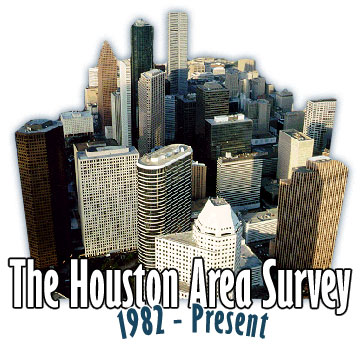 Enter The Houston Area Survey